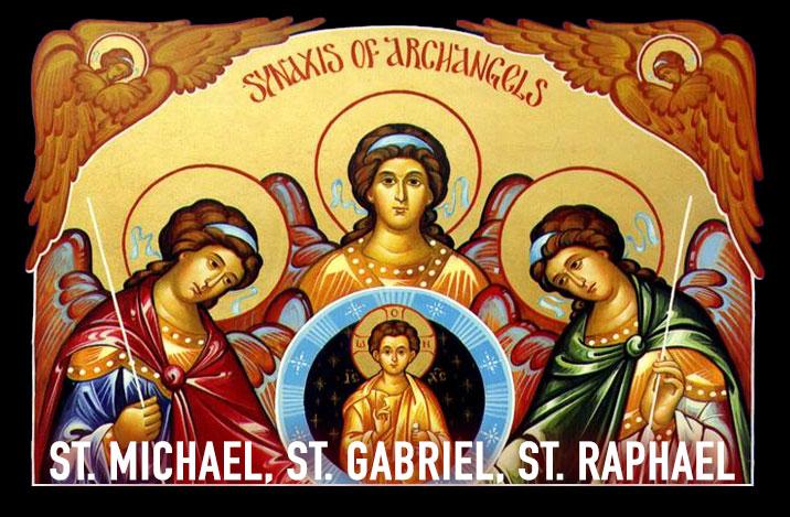 Archangels Feast Day