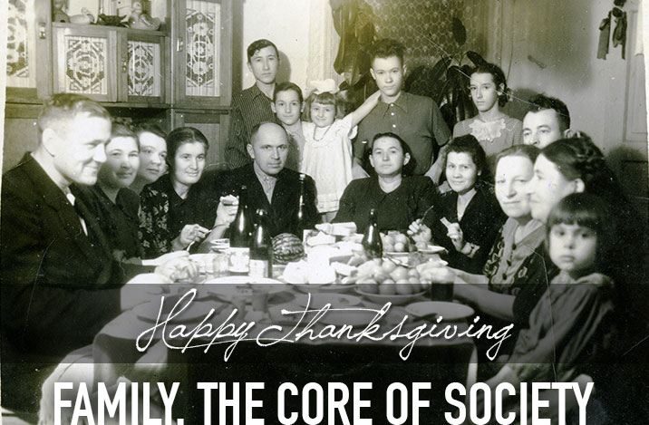 Family the Core of Society