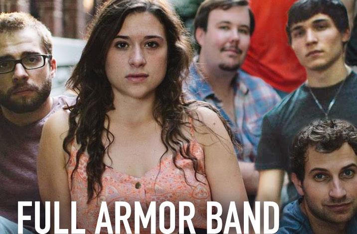 Full Armor Band