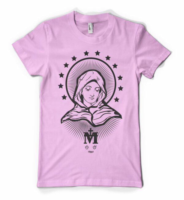 Blessed Virgin Mary, Pink