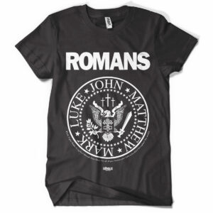 Romans t-shirt - Black